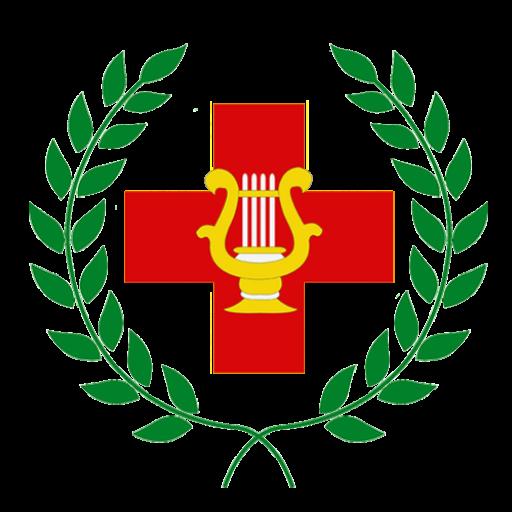 Escudo de la Banda de Música de la Cruz Roja de Sevilla