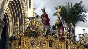 Nuestro Padre Jesús de la Paz de Sanlúcar de Barrameda (Cádiz)