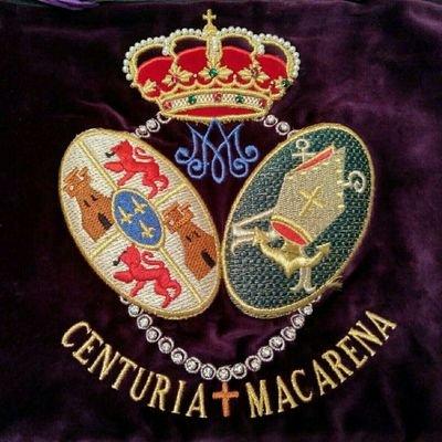 "Banda de Cornetas y Tambores ""Centuria Romana Macarena"" de Sevilla"