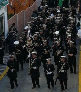 """Agrupación Musical """"Nuestro Padre Jesús Nazareno"""" de La Algaba (Sevilla)"""