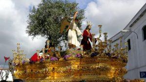 Nuestro Padre Jesús de la Oración en el Huerto de Sanlúcar de Barrameda (Cádiz)