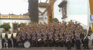 """Agrupación Musical """"Santa María la Blanca"""" de Los Palacios y Villafranca (Sevilla)"""