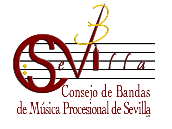 Escudo del Consejo de Bandas de Sevilla