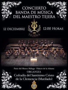 Concierto de Tejera en Málaga