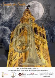 """Cartel de """"Sonidos de Sevilla"""""""