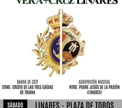 """I Concierto de Música Cofrade """"Vera+Cruz Linares"""""""